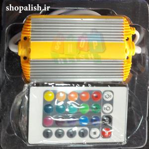 ریموت کنترل ریسه RGB