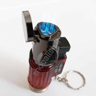 فندک پایونیر سه شعله پرقدرت اتمی
