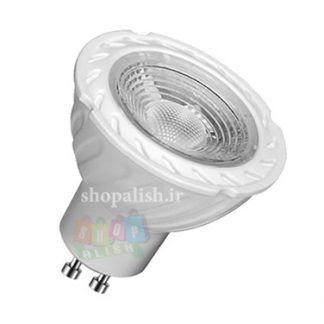 لامپ الایدی هالوژنی COB سرپیچ GU10
