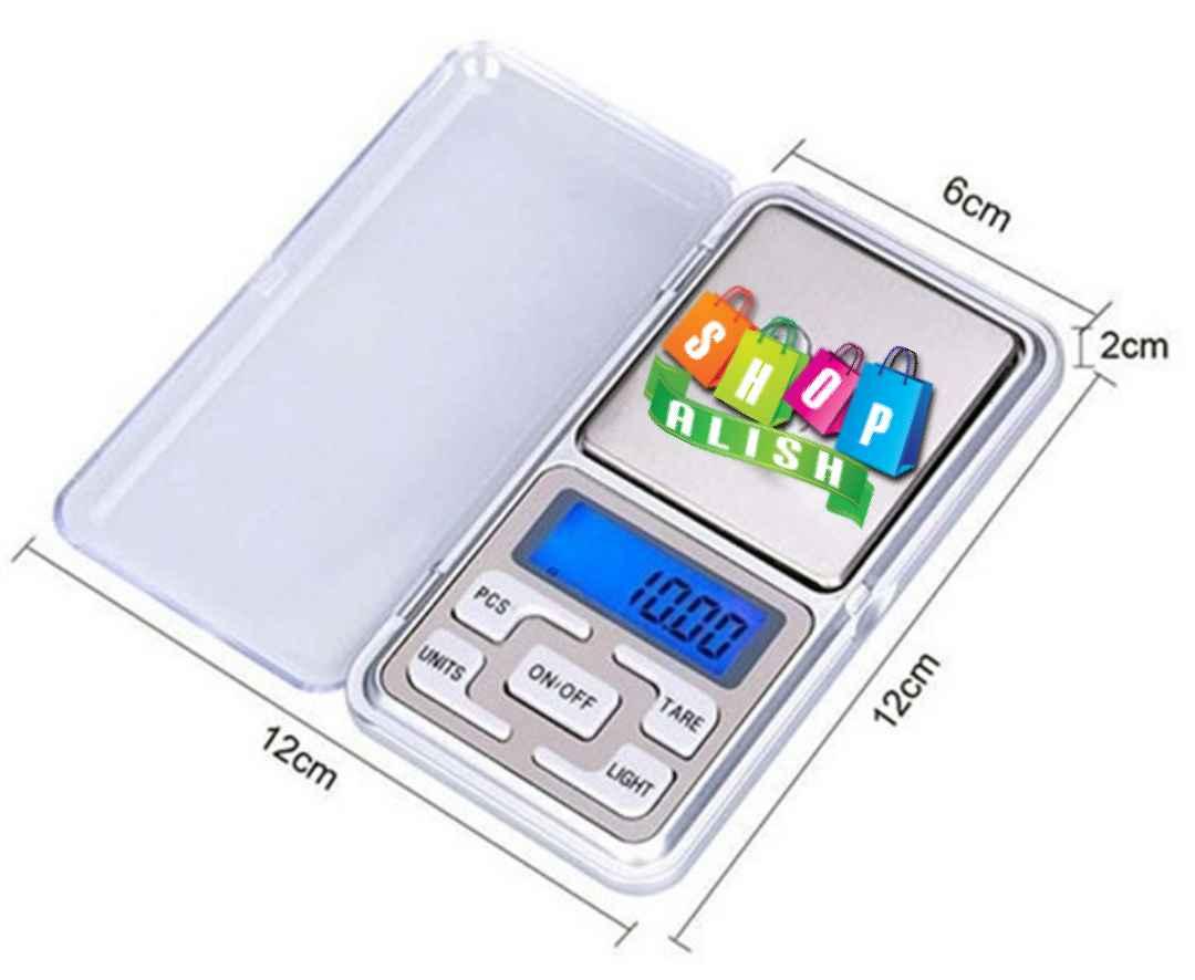 ترازو جیبی دیجیتالی Pocket Scale سری MH