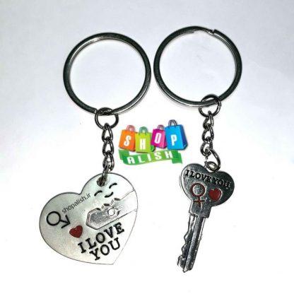 جاکلیدی دو قلوی کلید و قلب
