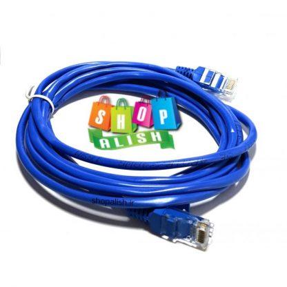 کابل شبکه ۳ متری با کیفیت