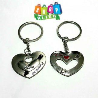 جاکلیدی عاشقانه دو قلوی قلب