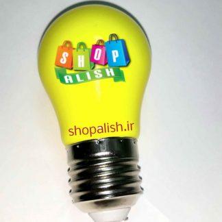لامپ چراغ خواب معمولی کم مصرف