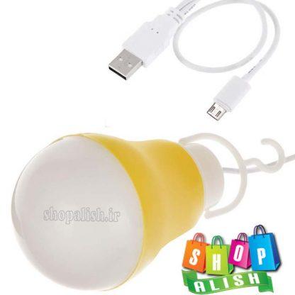 لامپ ال ای دی USB و OTG